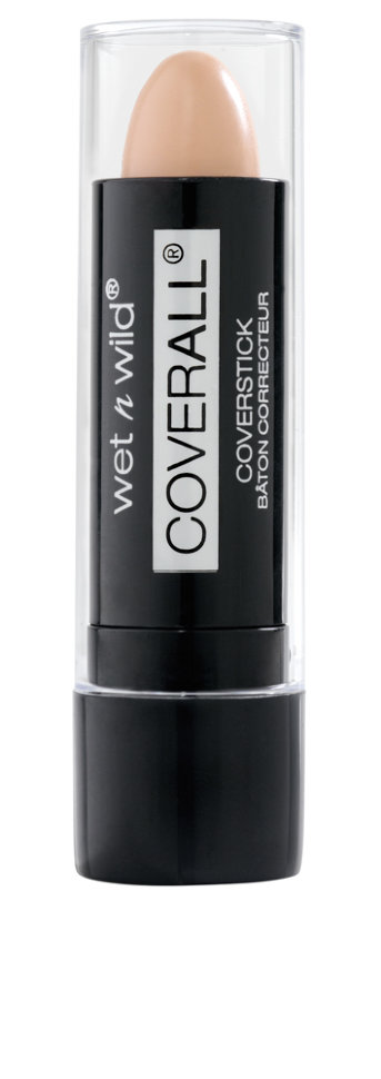 Wet n Wild Корректор стик Coverall Concealer Stick (E801 light)Wet n Wild<br>Описание:<br>Маскирует любые недостатки кожи.<br>Способ применения:<br>аккуратно нанести на лицо с помощью спонжа или кисти<br>Состав:<br>Состав: Pentaerythrityl Tetraisostearate, Talc, Bis-Diglyceryl Polyacyladipate-2, Ozokerite, Myristyl Lactate, Diisopropyl Dimer Dilinoleate, Kaolin, Copernicia Cerifera (Carnauba) Wax/Copernicia Cerifera Cera, Sorbic Acid, Phenoxyethanol, Tocopheryl Acetate, Tocopherol, Ascorbyl Palmitate, [+/- (MAY CONTAIN): Iron Oxides/CI 77491, CI 77492, CI 77499, Titanium Dioxide/CI 77891].Срок годности: использовать до 12.2018г.<br><br>Вес г: 45<br>Бренд : Wet&amp;Wild<br>Объем мл: 5<br>Вид корректора : твердый<br>Страна производитель : Китай