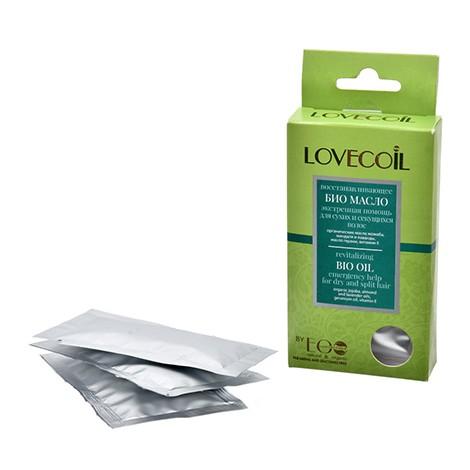 Ecolab LovEcOil Масло-БИО Экстренная помощь для сухих и секущихся волос 3шт