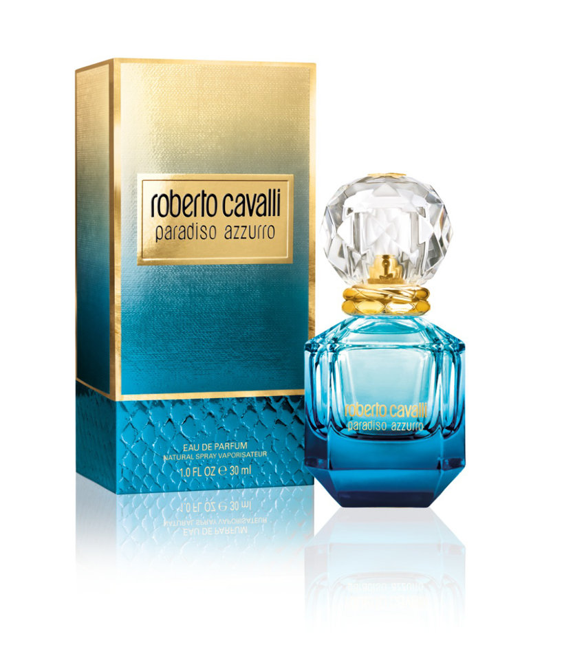 Roberto Cavalli Paradiso Azzurro Парфюмерная вода 30 мл (ROBERTO CAVALLI)