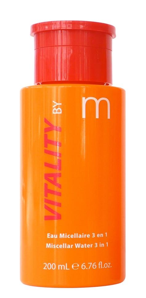 Matis Энергия Витаминов для молодой кожи Мицеллярная вода для снятия макияжа 3 в 1 200 мл