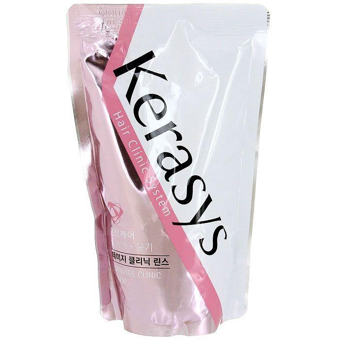 KeraSys Кондиционер для волос Восстанавливающий (Запаска 500 мл)