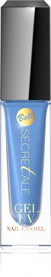 Bell Лак для ногтей - Эффект Геля Secretale Uv Gel Nail Enamel (19 синий)