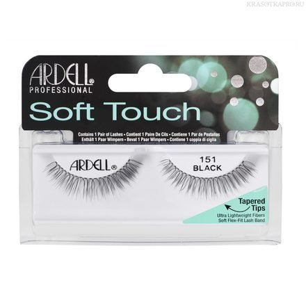 ARDELL Soft Touch 151 Накладные ресницы (Ardell)