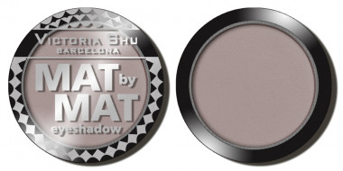 Victoria Shu Тени для век MAT BY MAT — Makeup market
