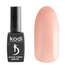 Kodi Natural Rubber Base Dark Beige 12 мл — Makeup market