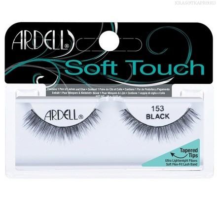 ARDELL Soft Touch 153 Накладные ресницы (Ardell)