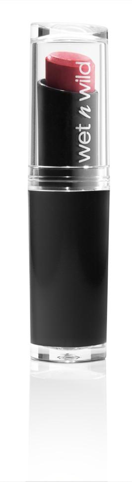 Wet n Wild Помада для губ Mega Last Lip Color (E904B rose-bud)Wet n Wild<br>Матовая помада для губ, увлажняет, придает губам яркость и выразительность.Способ применения:<br>аккуратно нанести на губы<br>Состав:<br>Ozokerite, Pentaerythrityl Tetraisostearate, Aluminum Starch Octenylsuccinate, Caprylic/Capric Triglyceride, Propylheptyl Caprylate, Mineral Oil/Paraffinum Liquidum, Bis-Diglyceryl Polyacyladipate-2, VP/Eicosene Copolymer, Myristyl Lactate, Dimethicone/Vinyl Dimethicone Crosspolymer, Myristyl Myristate, Neopentyl Glycol Diethylhexanoate, Polysilicone-6, Sorbitan Sesquioleate, Myristyl Laurate, Butylene/Ethylene/Styrene Copolymer, Ethylene/Propylene/Styrene Copolymer, Phenoxyethanol, Cholesteryl Hydroxystearate, Silica, Sorbic Acid, Tocopheryl Acetate, Tocopherol, Squalane, Allantoin, Ubiquinone, Sodium Hyaluronate [+/- (MAY CONTAIN): Blue 1 Lake/CI 42090, Iron Oxides/CI 77491, CI 77492, CI 77499, Red 6/CI 15850, Red 7 Lake/CI 15850, Red 28 Lake/CI 45410, Red 30 Lake/CI 73360, Titanium Dioxide/CI 77891, Yellow 5 Lake/CI 19140, Yellow 6 Lake/CI 15985.<br><br>Вес г: 44<br>Бренд : Wet&amp;Wild<br>Объем мл: 3<br>Упаковка помады : футляр (выдвижная)<br>Текстура помады : матовая<br>Свойства помады : увлажняющая<br>Вид помады : классическая<br>Страна производитель : Китай