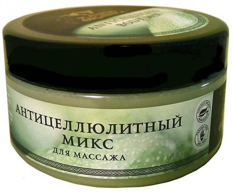 Planeta Organica Масло для массажа Антицеллюлитный Микс