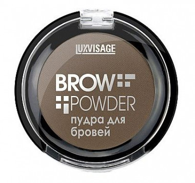 LUXVISAGE Пудра для бровей Brow powder — Makeup market