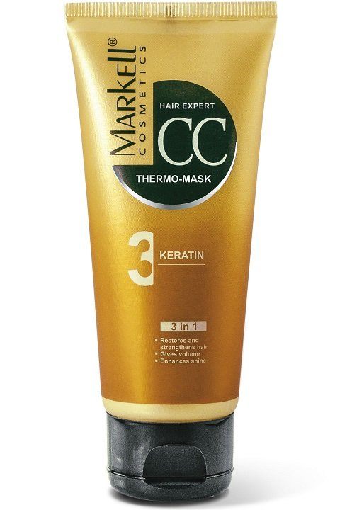 Markell Термо-маска Кератин для волос