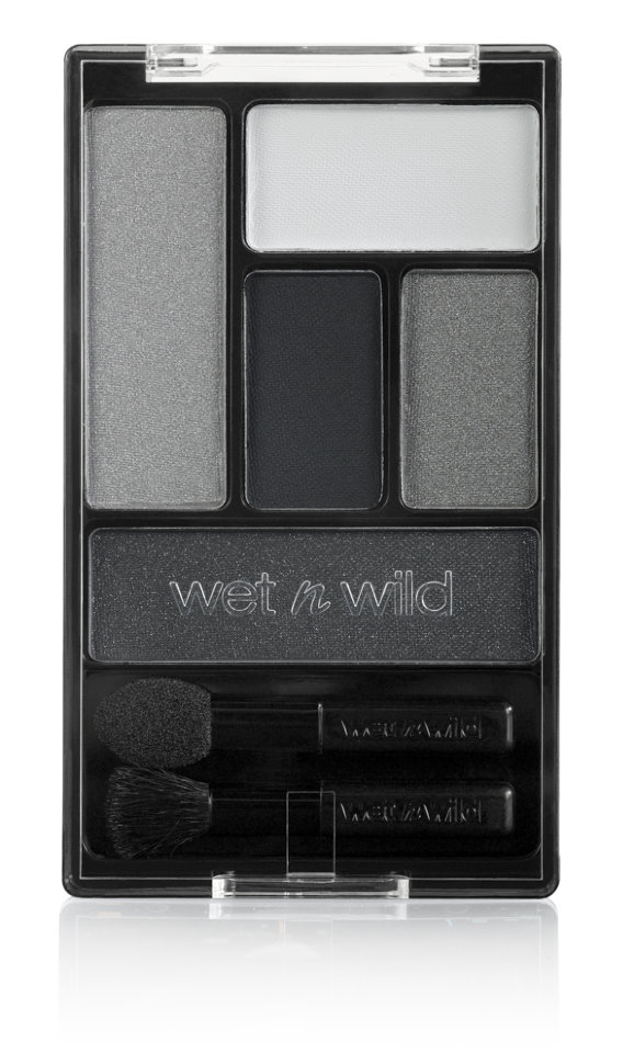 Wet n Wild Тени для век Набор (5 Тонов) Color Icon Eye Shadow Palette (E3921 tunnel vision)Wet n Wild<br>Потрясающая коллекция из 5 шелковистых, ультра-пигментированных цветов.Способ применения:<br>аккуратно нанести на веки специальной кисточкой<br>Состав:<br>Talc, Nylon-12, Boron Nitride, Ethyl Macadamiate, Magnesium Stearate, Dimethicone, Caprylic/Capric Triglyceride, Polybutene, Caprylyl Glycol, Calcium Sodium Borosilicate, Caprylhydroxamic Acid, Glycerin, Macadamia Integrifolia Seed Oil, Tocopherol, Methicone, Hydrogenated Polyisobutene, Dimethicone/Methicone Copolymer, Palmitic Acid, [+/- (MAY CONTAIN): Aluminum Powder/CI 77000, Black 2/CI 77266, Blue 1 Lake/CI 42090, Carmine/CI 75470, Ferric Ammonium Ferrocyanide/CI 77510, Ferric Ferrocyanide/CI 77510, Iron Oxides/CI 77491, CI 77492, CI 77499, Manganese Violet/CI 77742, Mica, Red 40 Lake/CI 16035, Titanium Dioxide/CI 77891, Ultramarines/CI 77007, Yellow 5 Lake/CI 19140<br><br>Вес г: 68<br>Бренд : Wet&amp;Wild<br>В комплекте : кисть<br>Способ нанесения : сухой<br>Эффект на веках : матовый<br>Тип теней : компактные<br>Страна производитель : Китай