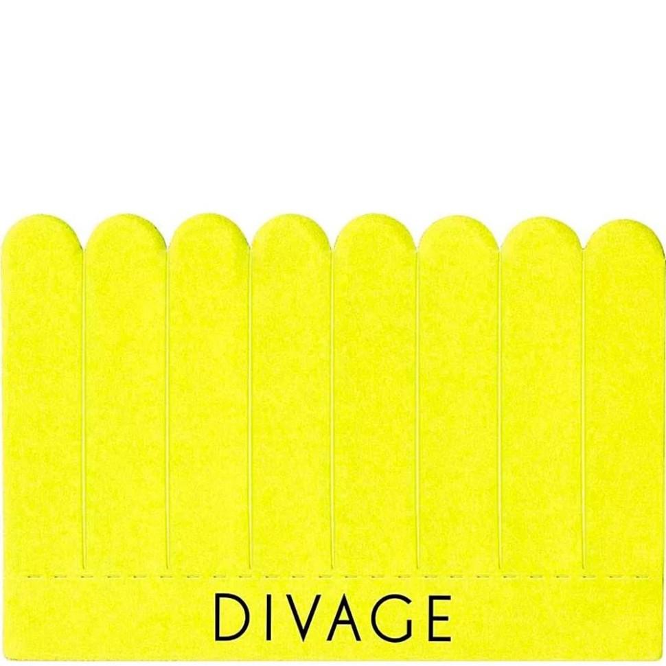 Divage Dolly Collection Набор пилочек отрывных 8 в 1 (желтый)