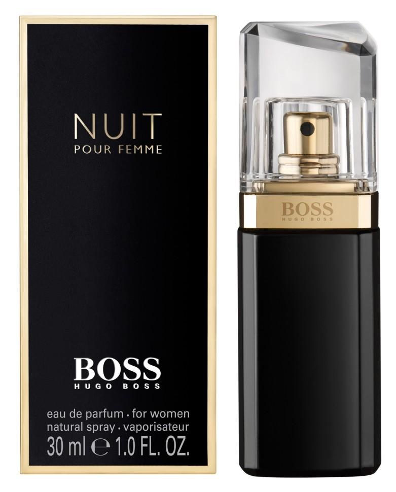 Hugo Boss Nuit Парфюмерная вода 30 мл