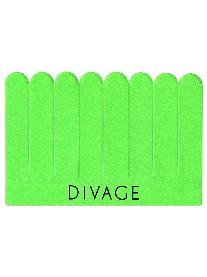 Divage Dolly Collection Набор пилочек отрывных 8 в 1 (зеленый)