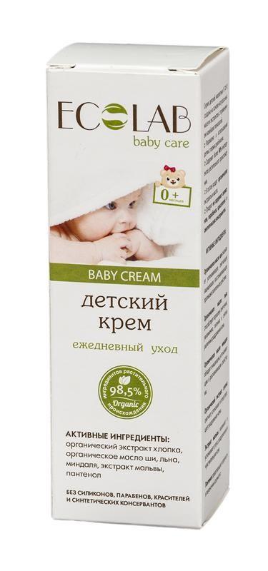 """Ecolab Детский крем """"Ежедневный """""""