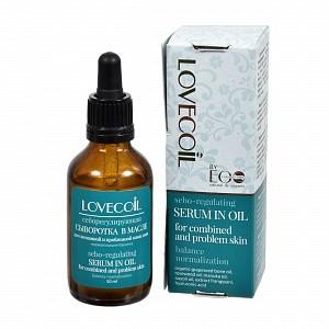 Ecolab LovEcOil Сыворотка себорегулирующая в масле для проблемной кожи лица
