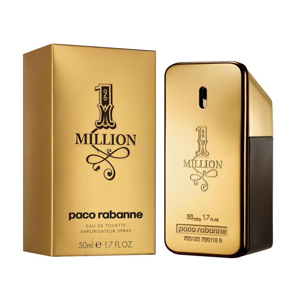 Paco Rabanne 1Million Туалетная вода 50 мл
