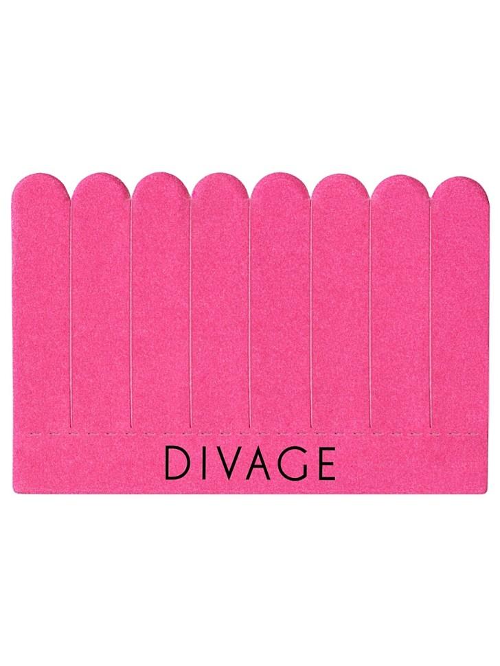 Divage Dolly Collection Набор пилочек отрывных 8 в 1 (розовый)