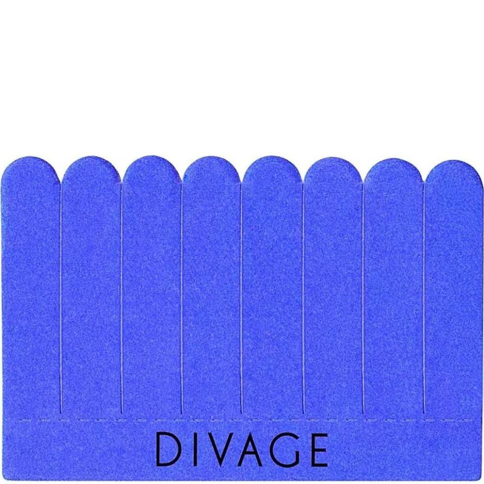 Divage Dolly Collection Набор пилочек отрывных 8 в 1 (синий)