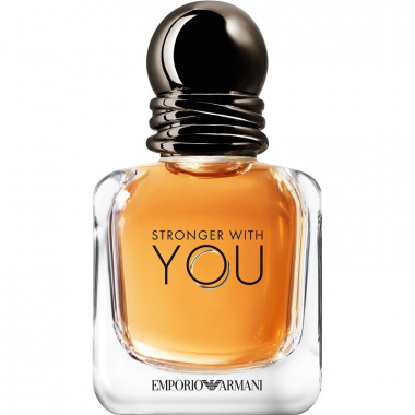 Armani STRONGER WITH YOU туалетная вода 50 мл муж. — Makeup market