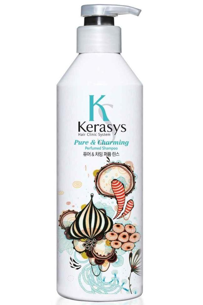 KeraSys Кондиционер для волос Шарм сила и блеск