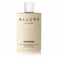 Chanel ALLURE HOMME EDITION BLANCHE Гель для душа 200мл муж.
