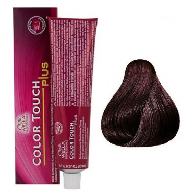 Wella Краска для волос Color touch+ Professional 60 мл — Makeup market