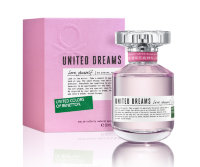 Benetton UD Love Yourself Туалетная вода 80мл