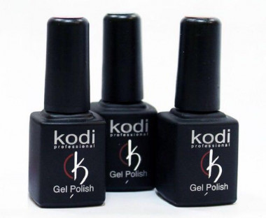 Kodi Gel Polish Basic Collection гель-лак для ногтей 12мл — Makeup market