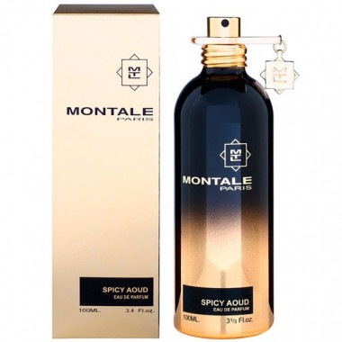 MONTALE AOUD SPICY парфюмерная вода 100мл unisex. — Makeup market