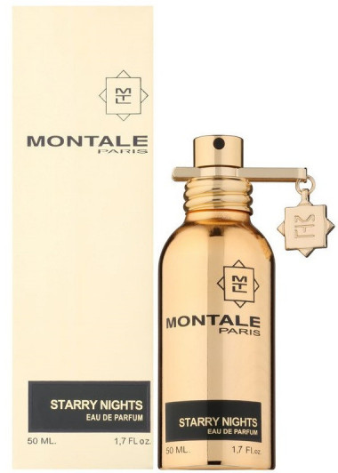 MONTALE STARRY NIGHTS парфюмерная вода 50мл unisex. — Makeup market