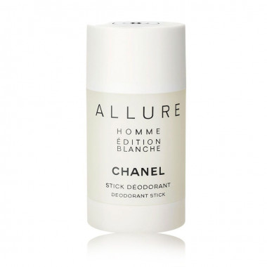 Chanel ALLURE HOMME EDITION BLANCHE Део. стик 75гр муж. — Makeup market