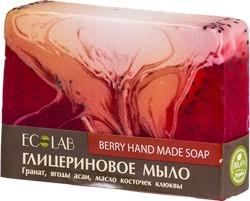 Ecolab Мыло глицериновое Ягодное