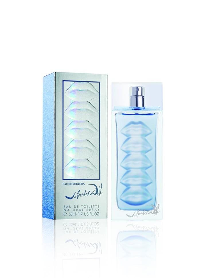 Les Parfums Salvador Dali Eau De Rubylips Туалетная вода-спрей 50 мл