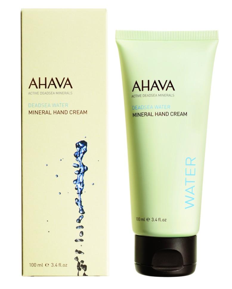 Ahava Deadsea Water Минеральный крем для рук 100 мл