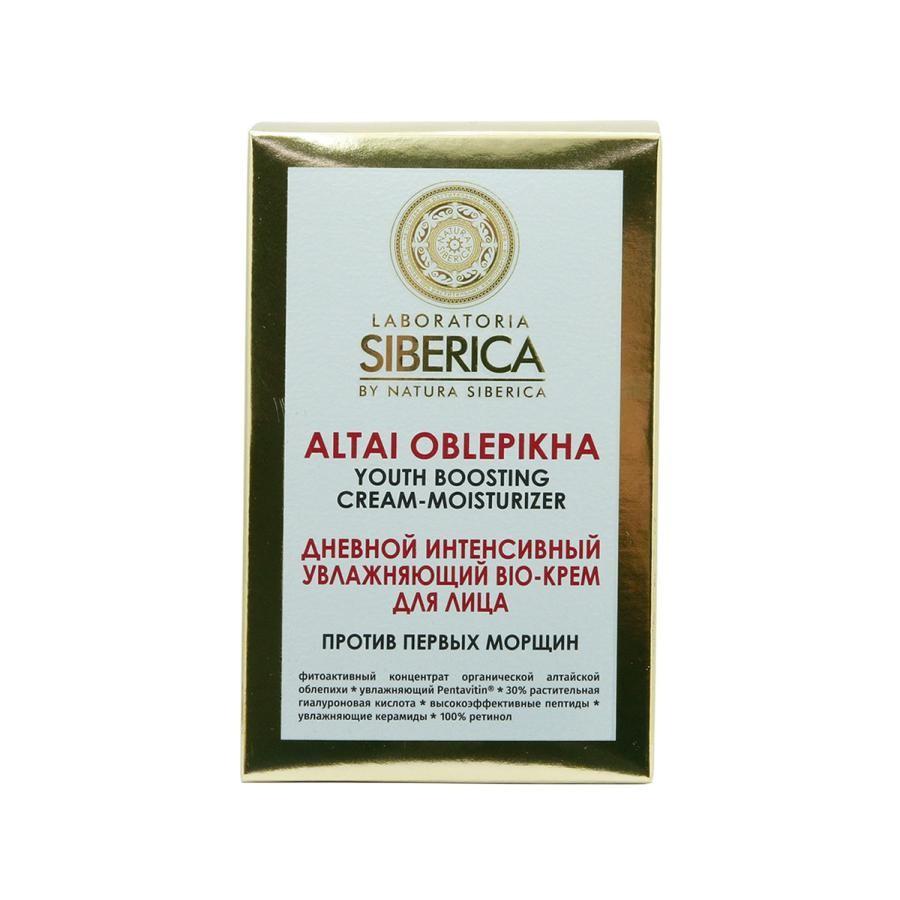 Натура Сиберика Крем дневной bio увлажняющий Против первых морщин 50мл.