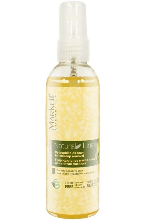 Markell Гидрофильное масло-пенка для снятия макияжа