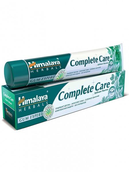 Himalaya Паста зубная Complete Care для комплексной защиты зубов и десен 75 мл купить в makeupmarket.ru