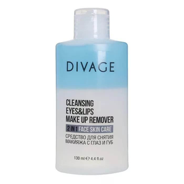 Divage Средство для снятия макияжа с глаз и губ 2 в 1
