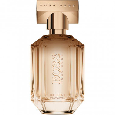 Hugo Boss THE SCENT for her PRIVANT ACCORD Парфюмерная вода 100 мл жен. — Makeup market