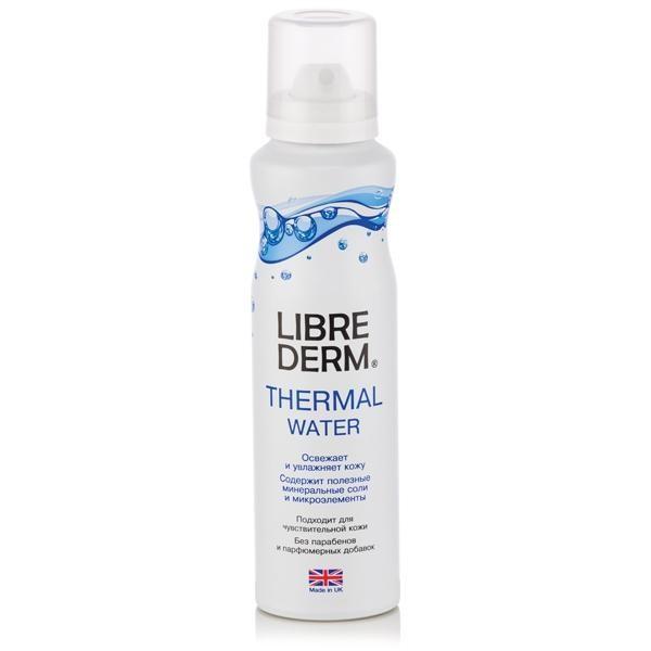LIBREDERM Вода-спрей термальная 125г