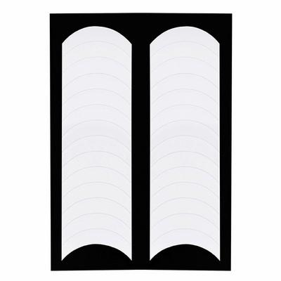 SOPHIN Трафареты для французского маникюра (Sophin)