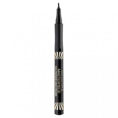 Max Factor подводка-маркер Masterpiece High Precision Liquid тон velvet black — Makeup market