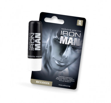 Relouis Бальзам для губ Iron MAN — Makeup market