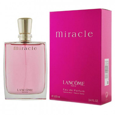 Lancome Miracle Women парфюмерная вода 100 ml — Makeup market