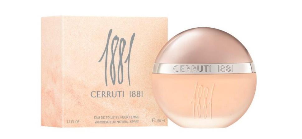 Cerruti 1881 For Woman Туалетная вода 50 мл (CERRUTI)