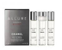 Chanel ALLURE HOMME SPORT EAU EXTREME парфюмерная вода 3x20мл (запаска) муж.