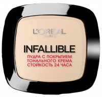 L'Oreal пудра Infaillible