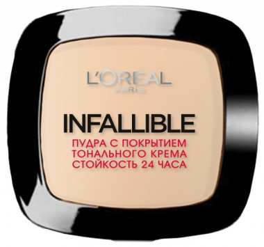 L'Oreal пудра Infaillible — Makeup market