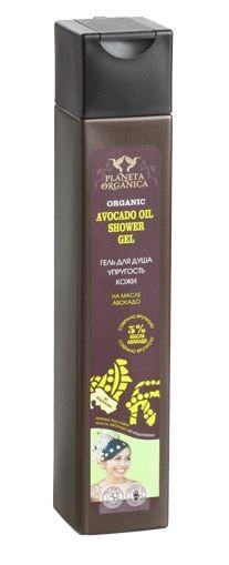 Planeta Organica Гель для душа Упругость кожи Авокадо